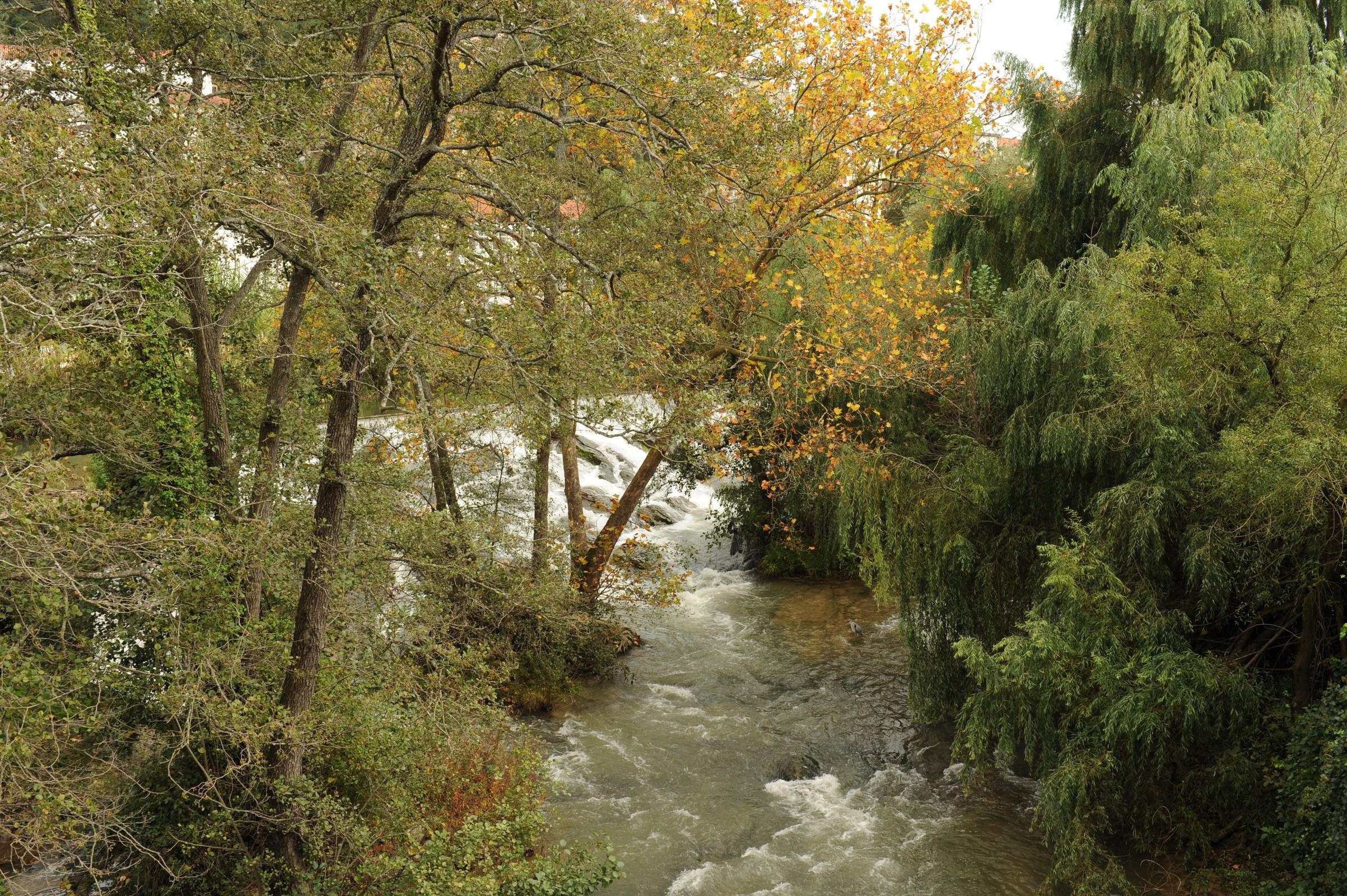 Resultado de imagem para Município ratifica acordo com APA sobre manutenção do rio Lis