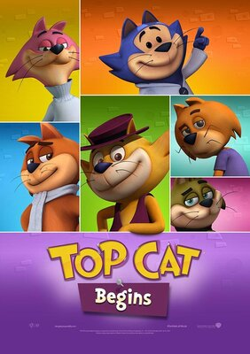 Top cat begins 2015 dvdrip 1 675 400